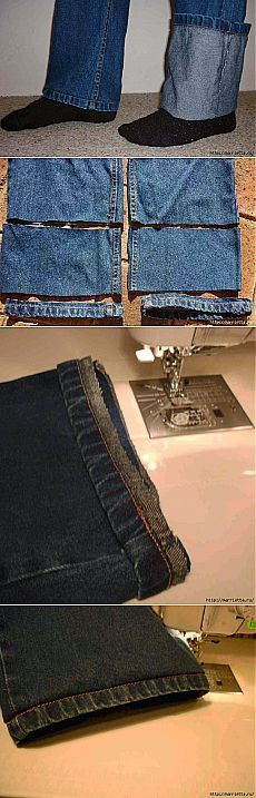 This Pin was discovered by Süm Sewing Hacks, Sewing Tutorials, Sewing Projects, Techniques Couture, Sewing Techniques, Fashion Sewing, Diy Fashion, Sewing Clothes, Diy Clothes