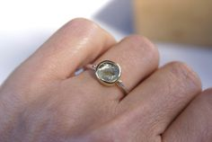 Labradorite Spectrolite Ring, 925 Sterling Silver, 18k Gold, Gemstone Stack Women Ring, Handmade Stone Ring, Fashion Jewelry, Gift for her Fashion Rings, Fashion Jewelry, Golden Ring, Gold And Silver Rings, Stylish Rings, Bracelet Sizes, Stone Rings, Labradorite, 18k Gold