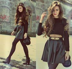 Fashion - Romwe Lookbook Fashion Collection