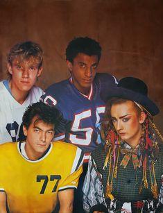 Culture Club, 1983 Film Movie, Movies, 80s Pop, Culture Club, Boy George, Pop Music, Videos, Nostalgia, Rock