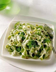 Ensalada de pastas con brócoli y pistachos | Recetas | Nestlé Contigo