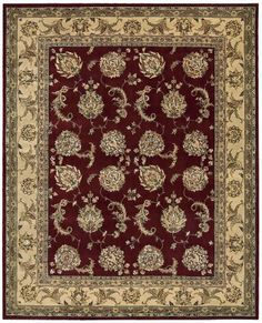 Nourison 2000 2022 Lacquer Traditional Rug