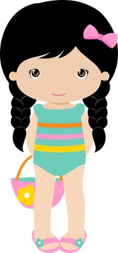 Resultado de imagem para menininha png desenho