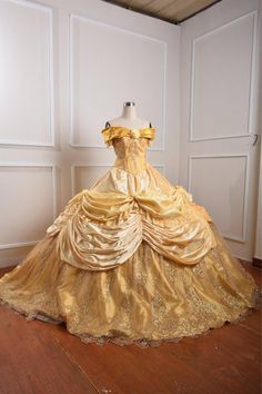 Sparkly Belle Costume - Beauty and the Beast - Disney Princess costume - .,Sparkly Belle Costume - Beauty and the Beast - Disney Princess costume - Costume Princesse Disney, Disney Princess Costumes, Disney Princess Dresses, Disney Dresses, Princess Belle Costume, Disney Belle Costume, Belle Disney, Cinderella Outfit, Disney Costumes