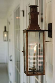 The Governor® lantern is another historic lantern replication.