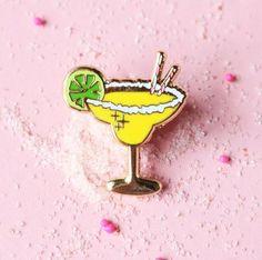 'Margarita' Pin