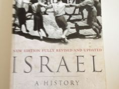 Image for Israel - A History by Martin Gilbert