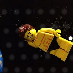 Cutie Diver #lego -fied hehehe