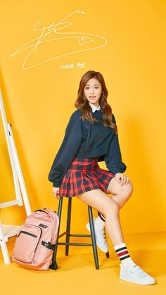twice tzuyu wallpaper K Pop, Kpop Girl Groups, Korean Girl Groups, Kpop Girls, Nayeon, Kpop Fashion, Korean Fashion, Kpop Outfits, Cute Outfits