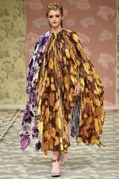 Richard Quinn Autumn/Winter 2018 Ready To Wear | British Vogue