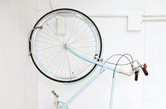 Leonardo Wall Hook  minimal bike-hanging hardware