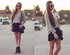 Son of a Gun (by Bethany Struble) http://lookbook.nu/look/2687677-Son-of-a-Gun