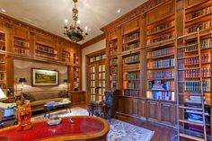 Home library / office