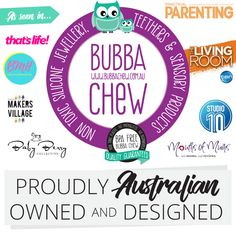 Silicone Jewellery, Teething Jewellery, teething babies, teethers, designed in Australia, loved by mums worldwide! 100% BPA free, non toxic teething products
