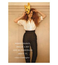 Starlet Quote of the Week: Grace Coddington