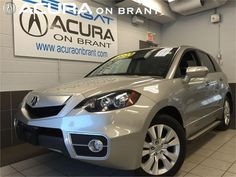 2011 Acura RDX TECH ONLY67KMS 3MSTONEGUARD RUN.BOARDS NAV