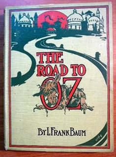 The Road to Oz - Baum  Color plates position for 1st edition, 1st state copy (1-indicates opposite of the title page and also given page).   1909 - The Road to Oz (No color plates. The gathering printed on variously tinted stock). st edition, 1st state, 1st printing with caption on plate 129.  Reilly & Britton.