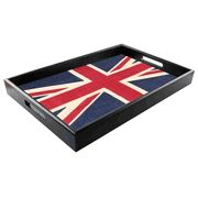 Hollywood Interior Design Trend: British Flag Trays Are So Hot Right Now ! Inspiring Luxe Interior Design Accents from InStyle-Decor.com Beverly Hills, Enjoy