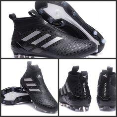pretty nice 76e10 0be68 Scarpa da Calcio Adidas ACE 17+ Purecontrol FG Nero Bianco Notte  metallizzata. Scarpe Magista