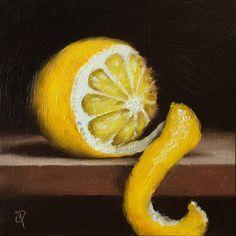 Peeled Lemon Original Oil