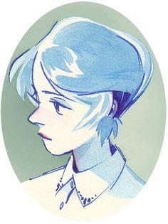 Blue Sophie
