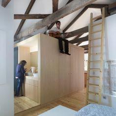 Casa-Caixa  / u+a arquitectura