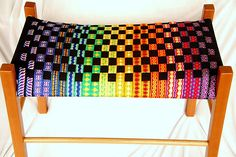 Ravelry: MrsCollinHobbs' Weaving Bench