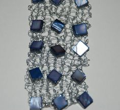 Wire Bracelet - Knit a Simple Wire Bracelet