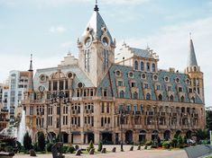 Things to do & eat in Batumi