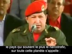 Hugo Chavez dit a Obama d'aller se laver le cul.