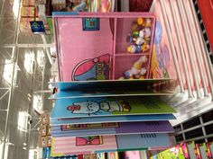 Hello Kitty Book with figurines