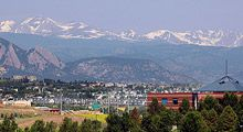 Highlands Ranch Colorado affordable and voted 12 on the top 100 best places to live by Money Magazine