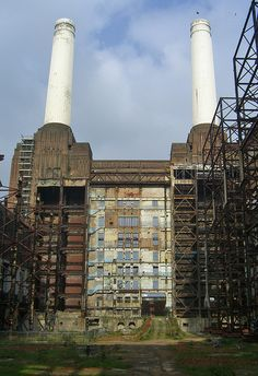 Inside Battersea Power Station | Inside Battersea Power Station