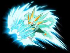 Gregar Beast Out - Characters & Art - Mega Man Battle Network 6