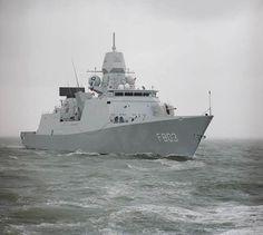 De Zeven Provinciën class frigate