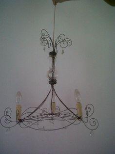 Araña de alambre