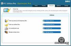 PC Utilities Pro Optimizer Pro 3.2 Full indir