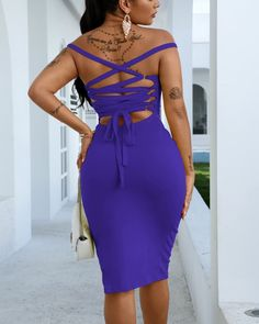 Curvy Outfits, Sexy Outfits, Sexy Dresses, Dresses For Sale, Fashion Dresses, Mini Dresses, Bandage Dresses, Women's Fashion, 40th Birthday For Women