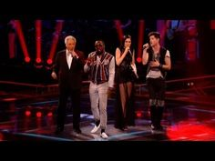 The Voice UK Coaches Take On Each Other's Hits - The Voice UK - Live Final - BBC One    Jessie J, Danny O'Donoghue, Sir Tom Jones and Will.i.am.... Just such an amazing performance.