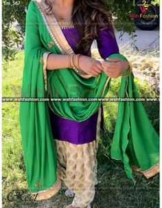 https://www.wahfashion.com/women-clothing/Adorable-Purple-and-Green-Punjabi-Suit @mandarwandile@eaydnbakar@kaurangel79230@priyayadav77377@p