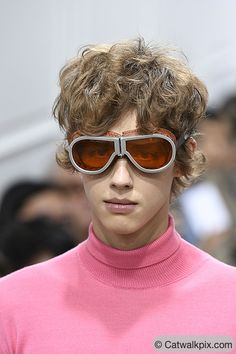 JWAnderson D MFS17 010 J W Anderson, Mens Sunglasses, Fashion, Moda, Fashion Styles, Men's Sunglasses, Fashion Illustrations