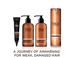 after 30 days of use your hair will be in the strongest state! I'M SO EXCITED ABOUT THESE PRODUCTS!