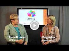 Linda Brunner on mHealth and Siemens: #SocialShakeup Interviews
