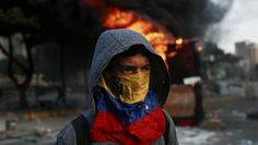 Student activists emerge as leaders in Venezuela's ongoing protests.