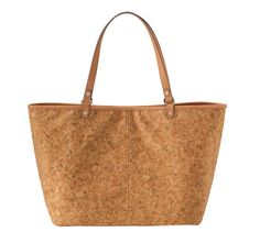 Cork is the IT material of the season & right on-trend with Primitive Paradise.