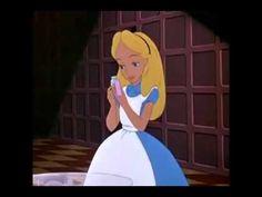 Alice In Wonderland Alice Drink Me