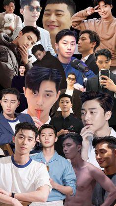 Korean Male Actors, Handsome Korean Actors, Korean Celebrities, Celebs, Korean Babies, Asian Babies, Park Seo Joon Instagram, Popular Korean Drama, Joon Park
