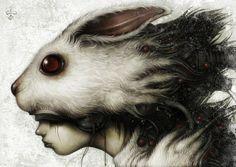 BetweenMirrors.com | Alt Art Gallery: Shingo Shichigoro Matsunuma - Mechanical Innocence