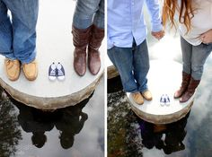 Maymont Park Baby Announcement Photos © Limefish Studio 2013 ❥ creating & capturing art for all of life's special moments!