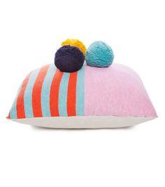 Gorman Online :: Dot Dash Cushion - All - Home Time